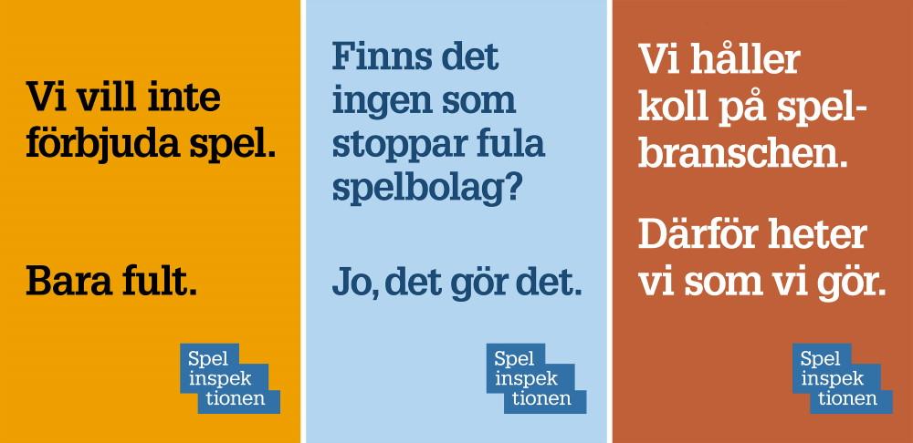 Säkrare spela i casino med svensk licens